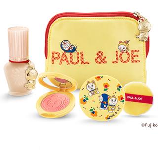 PAUL & JOE - ポール&ジョー ドラえもん クリスマスコフレ 2020 ポールアンドジョー