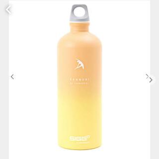 シグ(SIGG)のLAVA SUKALA オリジナルボトル オレンジ(ヨガ)