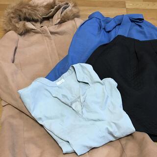 ヴィス(ViS)のVis まとめ売り  コート スカート シャツ ブラウス (ロングコート)