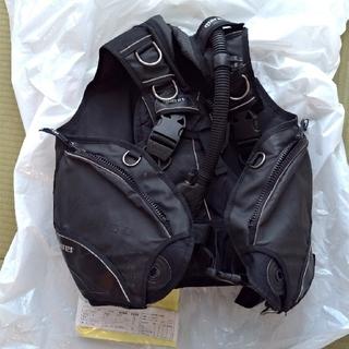 マレス(mares)のBCジャケット(マリン/スイミング)