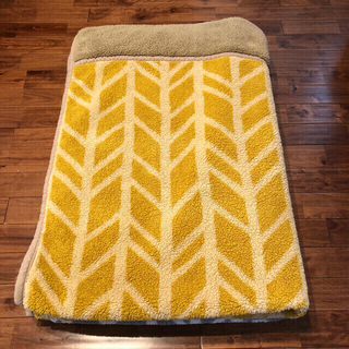 西川 - 毛布(もこもこあたたかボア毛布)