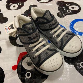 ミキハウス(mikihouse)の18♡ミキハウス♡ダブルb♡靴♡スニーカー♡100.110.120♡新品(スニーカー)