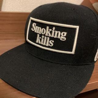 VANQUISH - FR2 スモーキングキルズ smoking kills キャップ