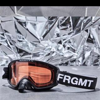 フラグメント(FRAGMENT)の限定 送料込み 新品 オークリー フラグメント Oフレーム 2.0 ゴーグル(アクセサリー)
