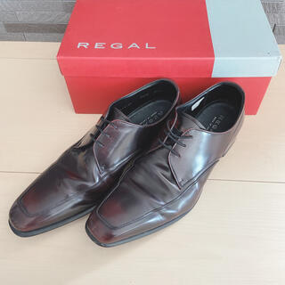 リーガル(REGAL)の美品‼︎ リーガル 革靴 ビジネスシューズ 26.5(ドレス/ビジネス)