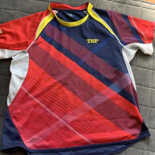 ティーエスピー(TSP)の卓球 公式ユニフォーム(卓球)