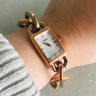 メゾンドリーファー(Maison de Reefur)の梨花コラボ SEIKO 腕時計(腕時計)