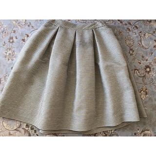 ルネ(René)のnozo様ふんわりスカート(ひざ丈スカート)