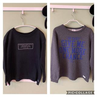 グルービーカラーズ(Groovy Colors)のグルービーカラーズ2枚セット 150&160スウェット トレーナー (Tシャツ/カットソー)