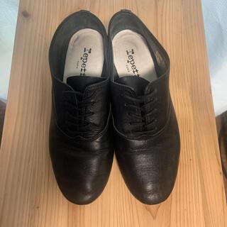 レペット(repetto)のレペットレースシューズ 35(ローファー/革靴)