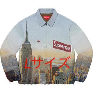 シュプリーム(Supreme)の【Lサイズ】Supreme Tapestry Harrington Jacket(ブルゾン)