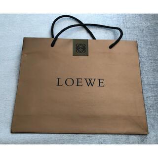 ロエベ(LOEWE)のLOEWE ショップ袋(ショップ袋)