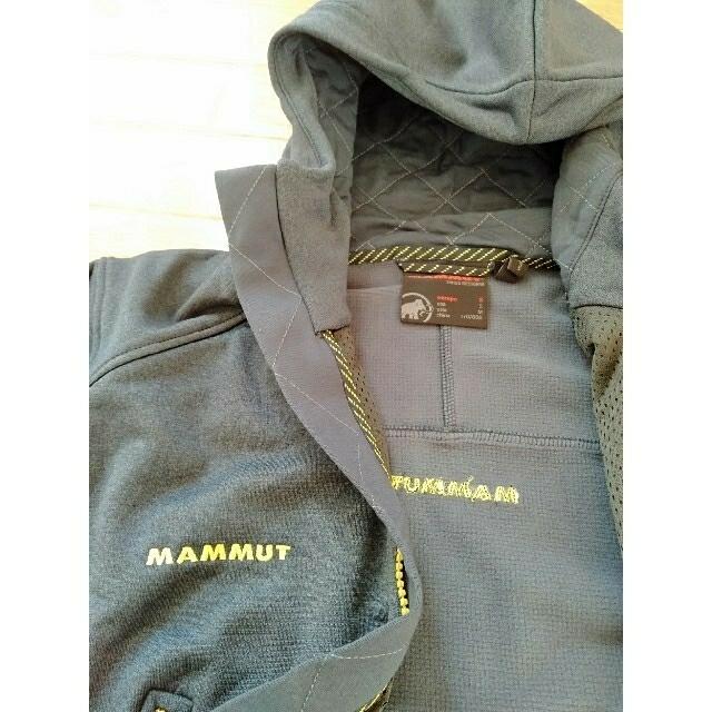 Mammut(マムート)の【まーさん専用】MAMMUT パーカー  メンズのジャケット/アウター(マウンテンパーカー)の商品写真