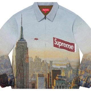 シュプリーム(Supreme)のAerial Tapestry Harrington Jacket (ブルゾン)