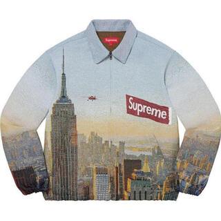 シュプリーム(Supreme)のシュプリーム Aerial Tapestry Harrington Jacket(ブルゾン)