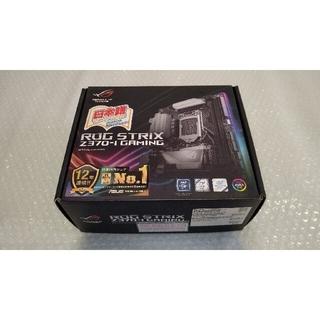 エイスース(ASUS)のASUS ROG STRIX Z370-I GAMING 最新BIOS更新済み(PCパーツ)