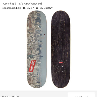 シュプリーム(Supreme)のsupreme Aerial Skateboard  (スケートボード)