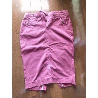 マークバイマークジェイコブス(MARC BY MARC JACOBS)のマークジェイコブス タイトスカート(ひざ丈スカート)