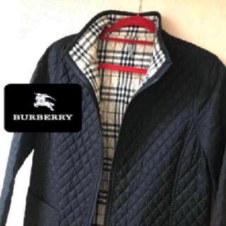 バーバリー(BURBERRY)のBURBERRY ショート丈 リバーシブル ジャケット 男女兼用(ダウンジャケット)