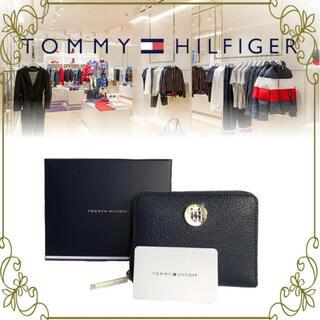 トミーヒルフィガー(TOMMY HILFIGER)の【海外限定VIPSALE!】TOMMY HILFIGER ジップアラウンド 財布(財布)