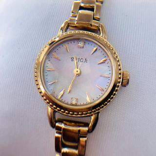 CITIZEN - ソーラー 腕時計 Spica チックタック  オリジナルブランド