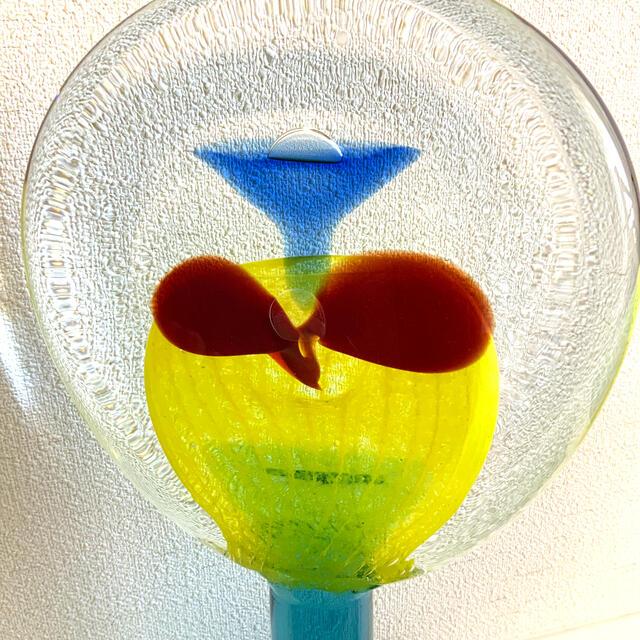 iittala(イッタラ)のイッタラ ロリポップ オイバ Oiva  Toikka Lollipop バード インテリア/住まい/日用品のインテリア小物(置物)の商品写真