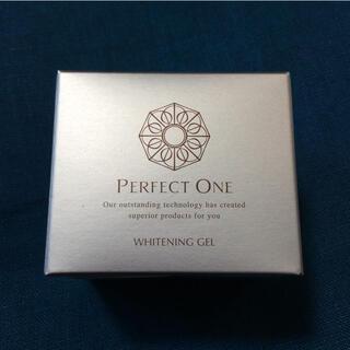 パーフェクトワン(PERFECT ONE)の【新品未開封】パーフェクトワン 薬用ホワイトニングジェル 38g(保湿ジェル)