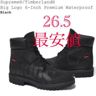 Supreme®/Timberland  Waterproof Boot26.5