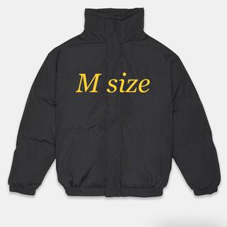 フィアオブゴッド(FEAR OF GOD)のFOG essentials puffer jacket black(ダウンジャケット)