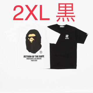 アベイシングエイプ(A BATHING APE)のWEN様専用 BAPE X UNDFTD APE HEAD TEE(Tシャツ/カットソー(半袖/袖なし))