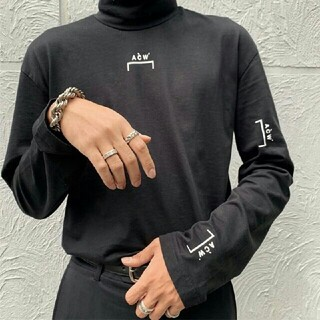 OFF-WHITE - A-COLD-WALL ACW ロンT M