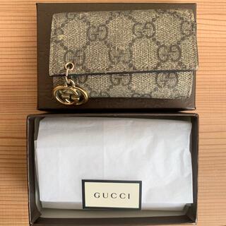 Gucci - GUCCIキーケース 直営店購入