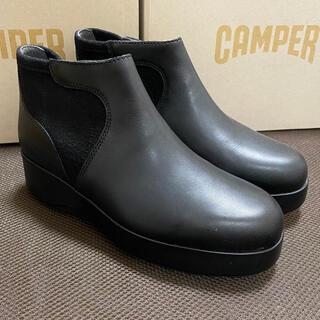 カンペール(CAMPER)の新品 Camper Dessa カンペール アンクルブーツ デッサ 36(ブーツ)