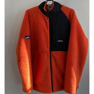 NIKE - ballaholic LOGO Boa Jacket orange