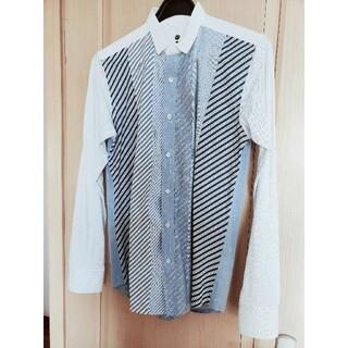エイス メンズ ワイシャツ クレリックシャツ 3号(シャツ)