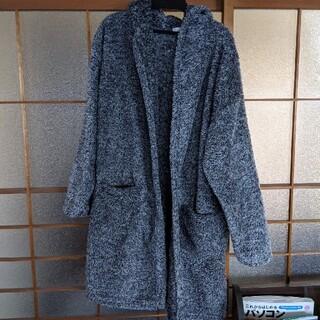 シマムラ(しまむら)の週末セール!新品・タグ付き!しまむら フード付き ボアジャケット♪(ノーカラージャケット)