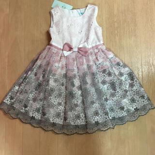 TOCCA - トッカ☆バンビーニ☆お花刺繍ドレス☆100