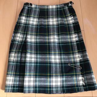 オニール(O'NEILL)の【O'NEIL OF DUBLIN】ラップスカート(ひざ丈スカート)