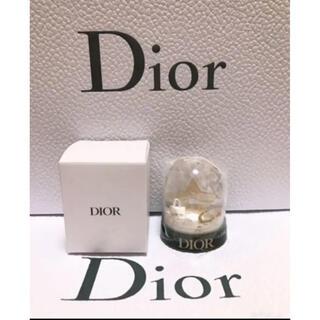 クリスチャンディオール(Christian Dior)のDior スノードーム ディオール(置物)