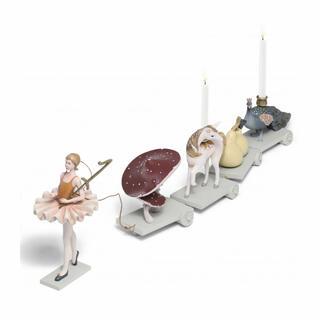 キャラメルベビー&チャイルド(Caramel baby&child )のコンゲススロイドのバースデートレイン(知育玩具)