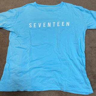 セブンティーン(SEVENTEEN)のseventeen 公式 Tシャツ(アイドルグッズ)