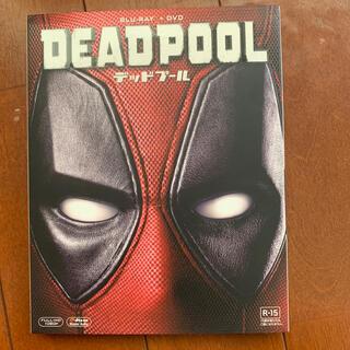 デッドプール 2枚組ブルーレイ&DVD〔初回生産限定〕 Blu-ray(外国映画)