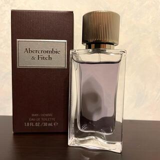 アバクロンビーアンドフィッチ(Abercrombie&Fitch)のアバクロンビー&フィッチ  香水 ファースト インスティンクト オードトワレ(香水(男性用))