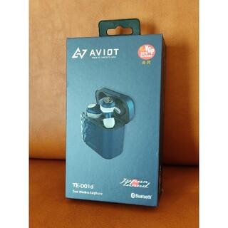 アヴォイド(Avoid)のAVIOT ワイヤレスイヤホン TE-D01d(ヘッドフォン/イヤフォン)