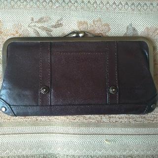 ダコタ(Dakota)の美品 ダコタ がま口長財布(財布)