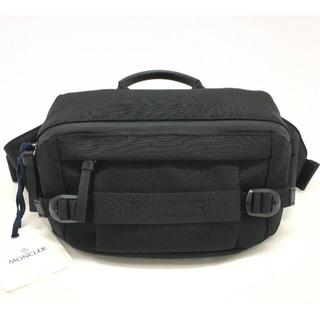 モンクレール(MONCLER)の新品 20-21AW MONCLER ARGENS レタリングロゴ ベルトバッグ(ボディーバッグ)