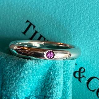 ティファニー(Tiffany & Co.)のchi様専用 ティファニー スタッキングバンドリング 5.5号 訳アリ(リング(指輪))