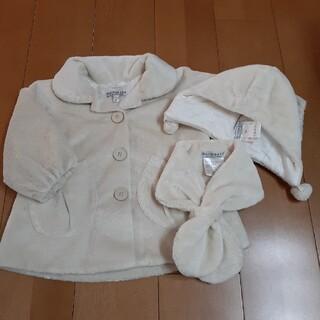 マリメッコ(marimekko)のマリメッコ レトロキッズコート(ジャケット/上着)