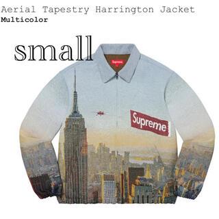 シュプリーム(Supreme)のAerial Tapestry Harrington jacket sサイズ(ブルゾン)