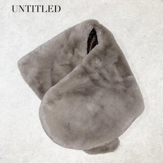 アンタイトル(UNTITLED)の【UNTITLED】ファー マフラー アンタイトル(マフラー/ショール)